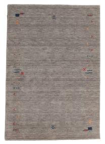 Gabbeh Loom Frame - Grey Rug 140X200 Modern Light Grey/Dark Grey (Wool, India)
