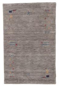 Gabbeh Loom Frame - Grey Rug 100X160 Modern Dark Grey/Light Grey (Wool, India)