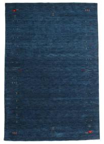 Gabbeh Loom Frame - Dark Blue Rug 190X290 Modern Dark Blue (Wool, India)