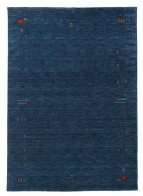 Gabbeh Loom Frame - Dark Blue Rug 160X230 Modern Dark Blue (Wool, India)