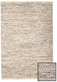Pebbles - Brown Mix Rug 160X230 Authentic  Modern Handwoven Light Grey/Beige ( India)