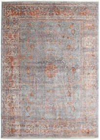 Mira - Dark Rug 170X240 Modern Light Grey/Light Pink ( Turkey)