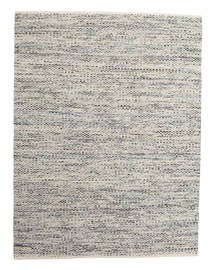 Pebbles - Grey/Blue Mix Rug 200X250 Authentic  Modern Handwoven Light Grey ( India)