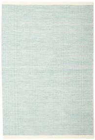 Seaby - Blue Rug 160X230 Authentic  Modern Handwoven Turquoise Blue/White/Creme (Wool, India)