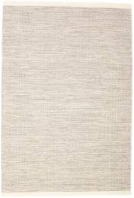 Seaby - Brown Rug 160X230 Authentic  Modern Handwoven Light Grey/Beige (Wool, India)