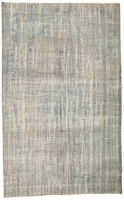 Colored Vintage Rug 176X288 Authentic  Modern Handknotted Light Grey (Wool, Turkey)