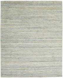 Mazic - Green_Grey Rug 240X300 Authentic  Modern Handknotted Light Grey/Turquoise Blue (Wool, India)