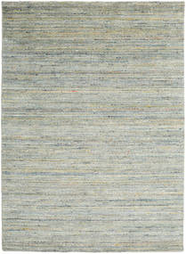 Mazic - Green_Grey Rug 160X230 Authentic  Modern Handknotted Light Grey/Light Green (Wool, India)