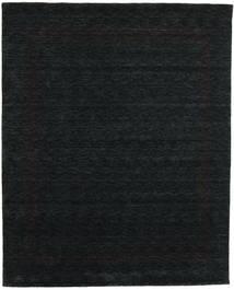 Handloom Gabba - Black/Grey Rug 240X300 Modern Black (Wool, India)