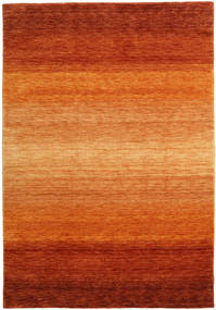 Gabbeh Rainbow - Rust Rug 160X230 Modern Orange/Rust Red (Wool, India)