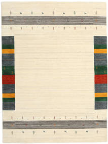 Loribaf Loom Designer - Beige Rug 210X290 Modern Beige/Dark Beige (Wool, India)