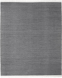 Diamond Wool - Black Rug 240X300 Authentic  Modern Handwoven Dark Grey/Light Grey (Wool, India)