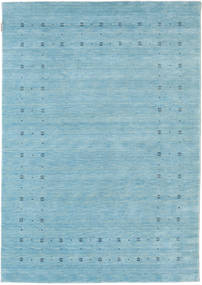 Loribaf Loom Delta - Light Blue Rug 160X230 Modern Light Blue (Wool, India)