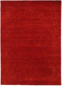 Loribaf Loom Beta - Red Rug 140X200 Modern Rust Red/Dark Red (Wool, India)