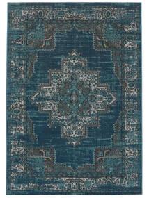 Vintage Vega - Petrol/Turquoise Rug 200X300 Modern Dark Blue/Blue ( Turkey)