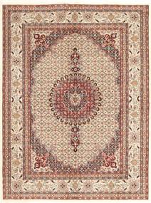 Moud Sherkat Farsh Rug 150X200 Authentic  Oriental Handknotted Dark Red/Light Brown (Wool, Persia/Iran)