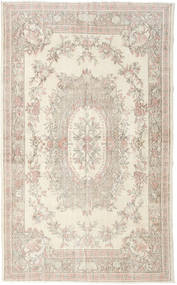 Colored Vintage Rug 183X302 Authentic  Modern Handknotted Light Grey/Beige (Wool, Turkey)