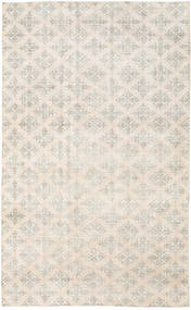 Colored Vintage Rug 170X276 Authentic  Modern Handknotted Light Grey/Beige (Wool, Turkey)