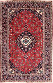 Keshan Patina Rug 188X295 Authentic Oriental Handknotted Dark Red/Dark Purple (Wool, Persia/Iran)