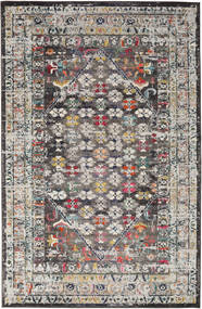 Chillon - Brown/Multi Rug 200X300 Modern Light Grey/Dark Grey ( Turkey)