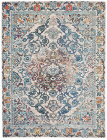 Cheverny - Blue/Cream Rug 240X300 Modern Light Grey/Dark Beige ( Turkey)
