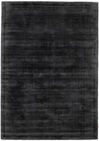 Tribeca - Charcoal Rug 140X200 Modern Black/Dark Grey ( India)