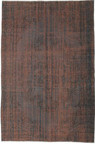 Colored Vintage Rug 168X255 Authentic  Modern Handknotted Light Brown/Brown (Wool, Turkey)