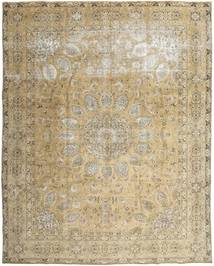 Colored Vintage Rug 305X373 Authentic  Modern Handknotted Light Grey/Light Brown Large (Wool, Persia/Iran)