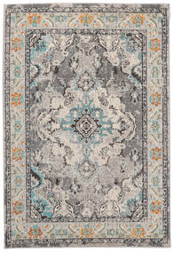 Leia - Grey Rug 120X170 Modern Light Grey/Dark Grey ( Turkey)