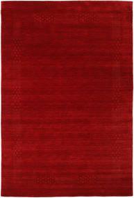 Loribaf Loom Beta - Red Rug 190X290 Modern Dark Red/Rust Red (Wool, India)