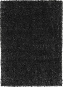 Lotus - Dark Grey Rug 160X230 Modern Black ( Turkey)