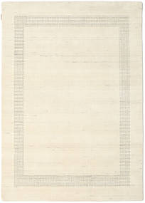Handloom Gabba - Natural Rug 160X230 Modern Beige (Wool, India)