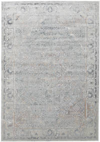 Monza - Greige Rug 160X230 Modern Light Grey/Light Green ( Turkey)