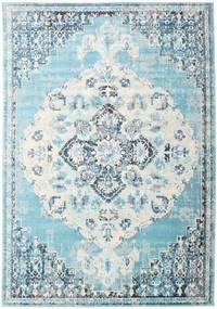 Turid - Blue Rug 200X300 Modern Light Blue/White/Creme ( Turkey)