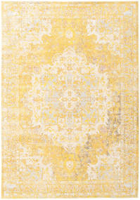 Nadia - Yellow Rug 200X300 Modern Beige/Yellow ( Turkey)