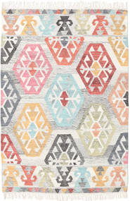 Mayor - Multi Rug 120X180 Authentic  Modern Handwoven Light Grey/White/Creme (Wool, India)