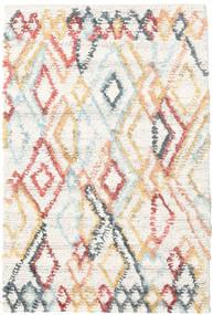 Naima - Multi Rug 120X180 Authentic  Modern Handwoven Beige/White/Creme (Wool, India)