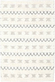 Shedir - White Rug 160X230 Authentic  Modern Handwoven Beige/White/Creme (Wool, India)