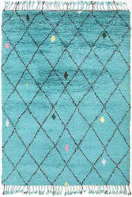 Alta - Turquoise Rug 160X230 Authentic  Modern Handknotted Light Blue/Turquoise Blue (Wool, India)
