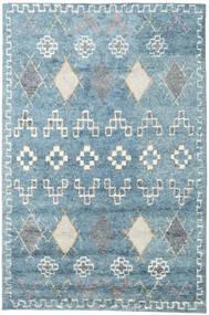 Zaurac - Blue Grey Rug 200X300 Authentic  Modern Handknotted Light Blue/White/Creme (Wool, India)