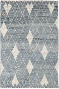 Hatsya - Grey Rug 200X300 Authentic Modern Handknotted Light Grey/Blue (Wool, India)
