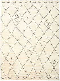 Almaaz - White Rug 200X300 Authentic  Modern Handknotted Beige/White/Creme (Wool, India)