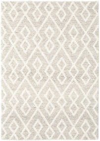 Hudson - Melange Greige Rug 170X240 Modern Light Grey/Beige (Wool, India)