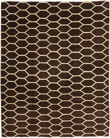 Loribaft Persia Rug 228X281 Authentic Modern Handknotted Dark Brown/Beige (Wool, Persia/Iran)