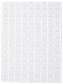 Outdoor Rug Arch - Grey Rug 200X250 Modern White/Creme/Beige ( Sweden)