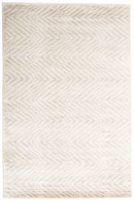 Grace Rug 200X300 Authentic  Modern Handknotted Light Grey/White/Creme/Beige ( India)