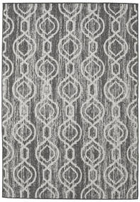 Chain - Dark Grey/Beige Rug 120X180 Modern Light Grey/Dark Grey ( Turkey)
