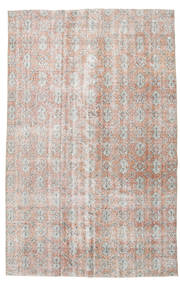 Colored Vintage Rug 176X276 Authentic  Modern Handknotted Light Grey/Light Pink (Wool, Turkey)