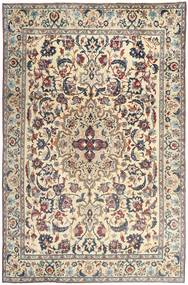 Yazd Patina Rug 237X365 Authentic  Oriental Handknotted Light Grey/Beige (Wool, Persia/Iran)