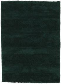 New York - Dark Green Rug 170X240 Modern Dark Turquoise   (Wool, India)